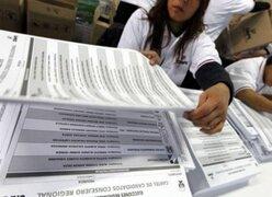 Elecciones 2014: ONPE publica primeros resultados de la segunda vuelta