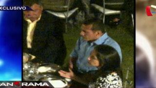 Las fiestas en la mansión de 'Chocherín' y la pareja presidencial