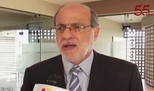 """Daniel Abugattás: """"Mulder no debería integrar la comisión Belaúnde Lossio"""""""