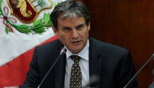 """Jorge del Castillo: """"Figallo visitó CNM el día que suspendieron a Ramos Heredia"""""""