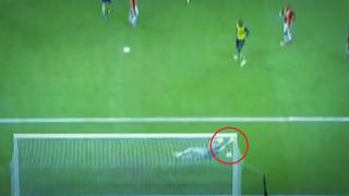 Mira el golazo al ángulo de Aaron Ramsey para el Arsenal en Champions League
