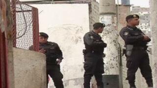 Cerro San Cosme: policía recibe balazo de su compañero en confuso incidente