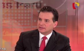 """Omar Chehade: """"Es probable que ministro Daniel Figallo sea interpelado"""""""