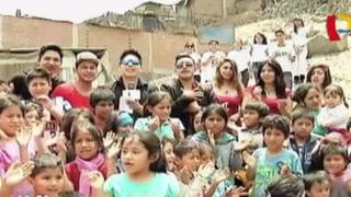 ONG solicita apoyo para cumplir sueño navideño de niños de las Lomas de Zapallal