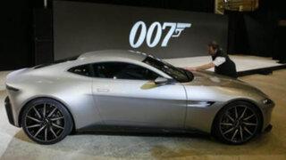 Alemania: roban autos que se iban a utilizar en la próxima película de James Bond