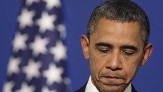 Presidente Obama calificó torturas de la CIA como 'errores terribles'
