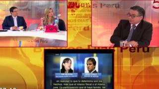 "César Nakazaki: ""Se debe analizar dos presuntos delitos del ministro Figallo"""