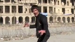 YouTube: Bruce Lee está vivo… ¿y en Afganistán?