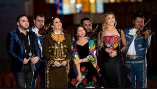 Artistas mexicanos le cantaron las 'Mañanitas' a Virgen de Guadalupe
