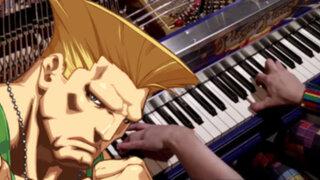 YouTube: la canción de 'Guile', como nunca la escuchaste antes, ¡y está genial!