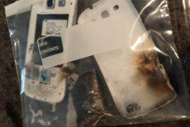 Canadá: estudiante denuncia que su smartphone explosionó mientras dormía