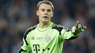 Manuel Neuer realizó impresionante jugada para salvar su arco