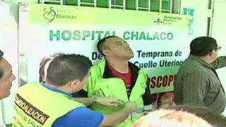 Sereno herido en el Callao permanece internado con muerte cerebral
