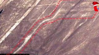 Greenpeace en Nazca: daño irreparable al Patrimonio de la Humanidad