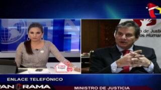 Daniel Figallo niega haber intervenido a favor de Odebrecht