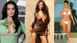 FOTOS: ¿a qué edad fue la 'primera vez' de estas 15 bellas celebridades?