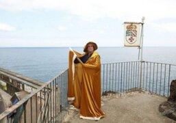 FOTOS: conoce al hombre que se compró una isla y se convirtió en rey