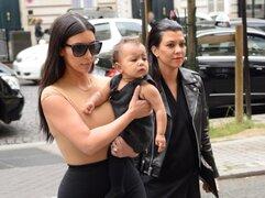 Kim Kardashian gasta u$s10.000 mensuales en la belleza de su hija