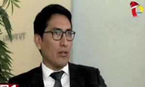 Procurador Joel Segura decide no respaldar a Yeni Vilcatoma