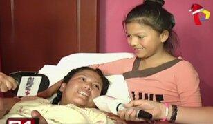 Dan de alta a mujer que perdió pies y manos en Hospital Sabogal