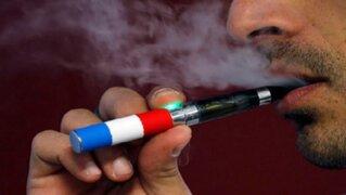 Francia: lanzan cigarrillos electrónicos con marihuana