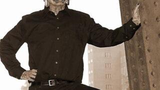 El hombre con más de 450 piercings: sus fotos te van a causar escalofríos