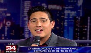 La Gran Orquesta Internacional presenta su nuevo sencillo 'Me gusta todo de ti'