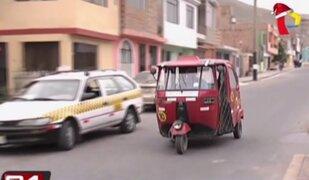 Ventanilla: mototaxista fue baleado por integrantes de banda rival