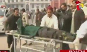 Pakistán: talibanes asesinaron a un total de 148 personas
