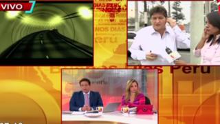 Túnel La Molina- Miraflores podría realizarse en gestión de Luis Castañeda