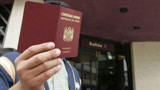 Reconocen a pasaporte peruano como el más seguro de la región