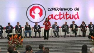 Sociedad de Radio y Televisión apoya campaña 'Cambiemos de actitud'