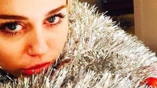 Miley Cyrus recibe alta hospitalaria tras su extraña herida en la muñeca