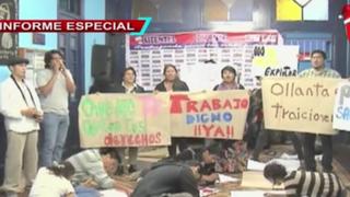 Especialistas analizan nuevo régimen laboral: jóvenes piden derogación de ley