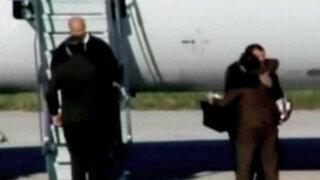 Agentes cubanos liberados por EEUU llegaron a La Habana