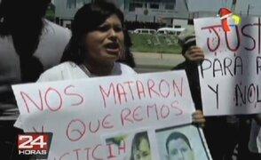 Chimbote: Absuelven a 4 sicarios involucrados en muerte de Ezequiel Nolasco