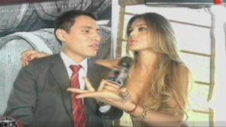 Gyofred Muñoz, la más grande debilidad de la espectacular Vanessa Jerí