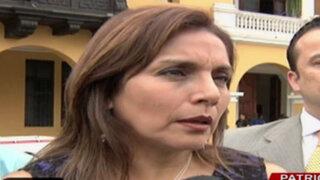 """Patricia Juárez denuncia """"mala intención"""" en transferencia municipal"""