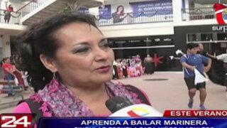 Asociación Marinera Perú: este verano aprenda lo mejor de nuestro baile por excelencia