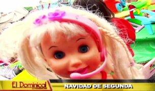 Navidad de segunda: ¿cómo se restauran los juguetes en la 'Cachina'