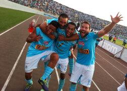 Sporting Cristal campeón 2014: los goles y el festejo celeste a ras de cancha