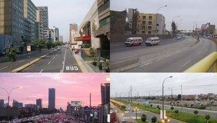 FOTOS: ¿Quiénes son los personajes que dieron sus nombres para estas avenidas?