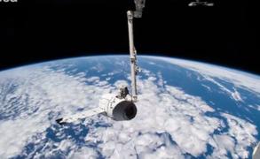 Video de cómo lucen las auroras boreales desde el espacio se vuelve viral