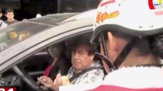 Interior del país: intervienen a alcaldesa de Chiclayo por tener el SOAT vencido