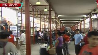 Usuarios de terminal Fiori coinciden que precio de pasajes estaría disminuyendo tras alza