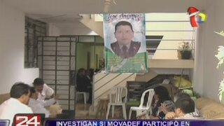 Investigan si Movadef participó en asesinato de policía en Villa El Salvador