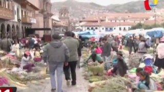 Cusco: realizan tradicional feria de Navidad con nacimientos típicos