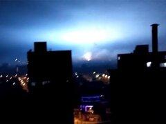 VIDEO: luz misteriosa iluminó cielo de Lima poco después de la Navidad