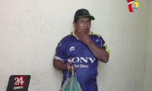 Arequipa: detienen a enfermo de esquizofrenia que atacó a vecinos
