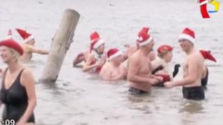 VIDEO: observa cómo se celebró la Navidad en distintos países